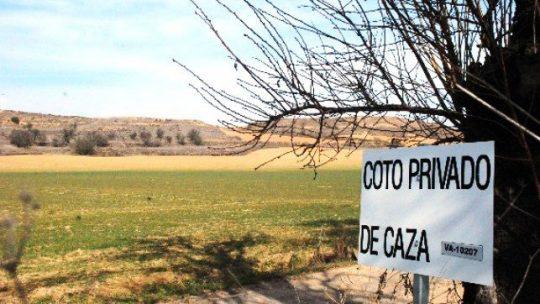Cotos de caza en Andalucía