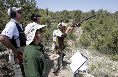 Coto caza en León
