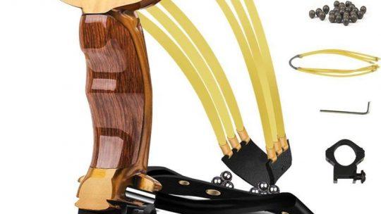 Tirachinas de Caza: elige el mejor y más Barato