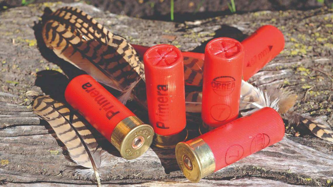 Cartuchos de caza