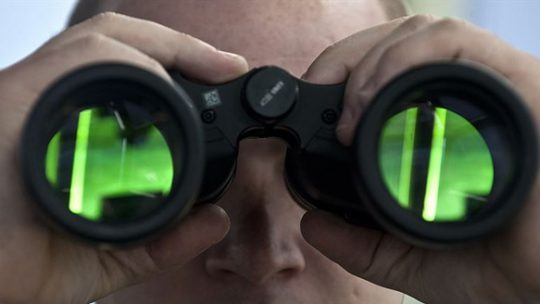 Como elegir unos prismaticos