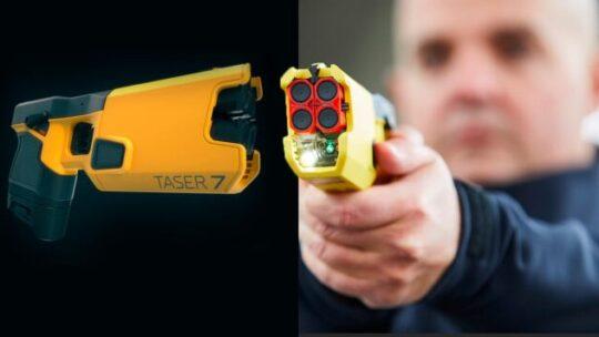 Pistola Taser, ¿Cuál elegir y a qué precio?